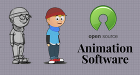 open source animation software