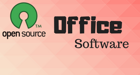 open source office suite