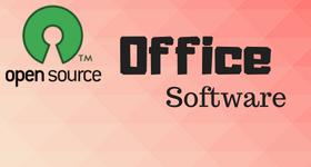 open source office suite