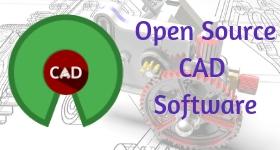 open source cad software