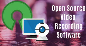 open source video recording software