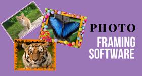 photo framing software