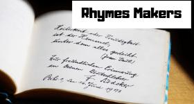 rhyme maker