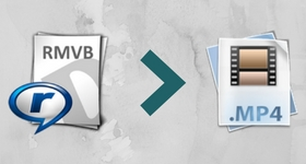 rmvb to mp4 converter