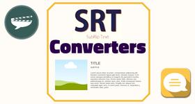 srt converter
