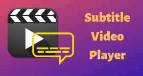 subtitle video player