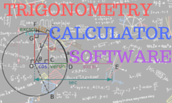 trigonometry calculator software