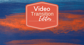 video transition editor