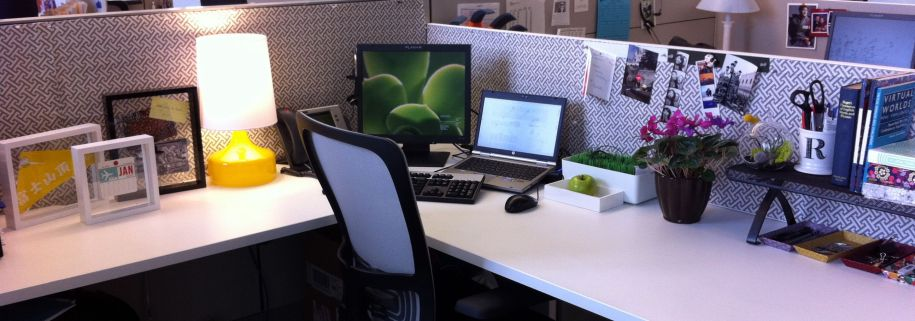 10 Simple Awesome Office Decorating Ideas - Listovative