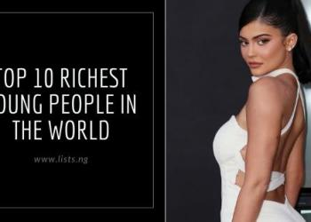 Top 10 Richest Young People In The World