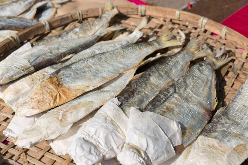 salah satu ikan asin yang tidak baik untuk kesehatan