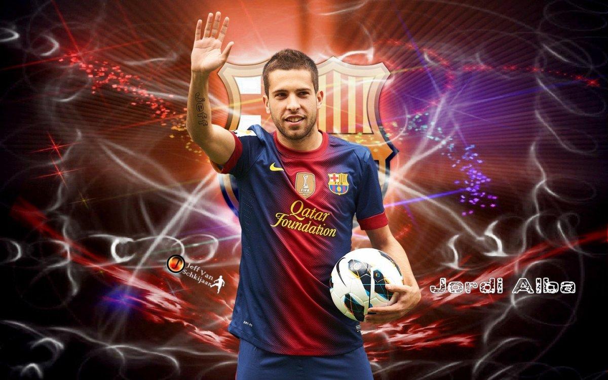 Striker Jordi Alba Dikabarkan Akan Segera Perpanjang Kontrak Barunya Bersama Club Skuat Barcelona