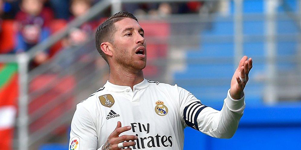 Apakah Yang Terjadi Bila Sergio Ramos Di Pecat Real Madrid