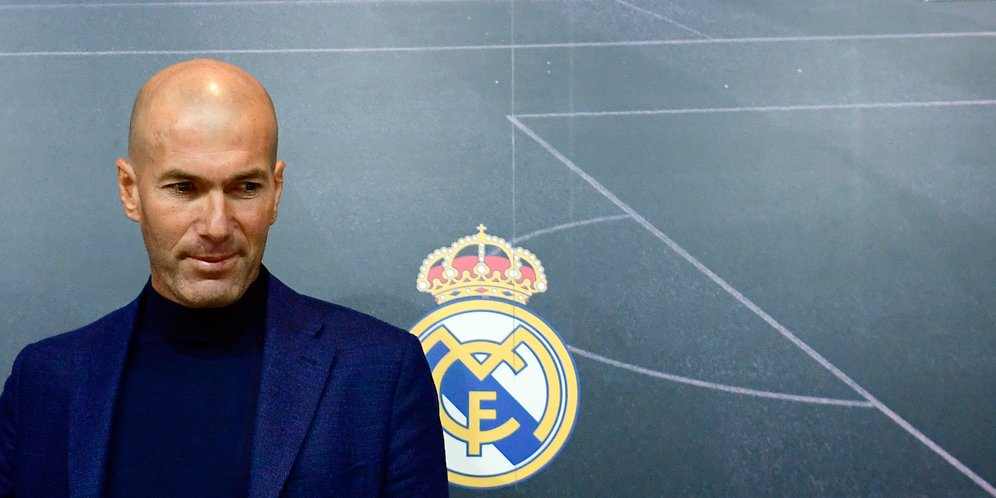 Zinedine Zidane Mengatakan Alasan Untuk Dirinya Kembali