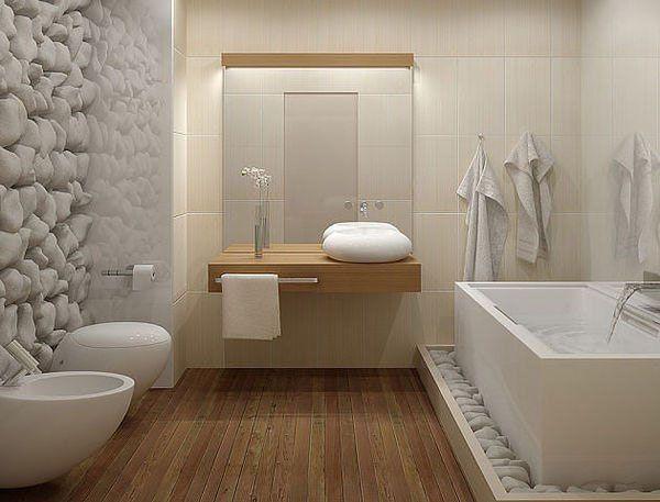 Idée décoration Salle de bain - décoration de salle de bain zen ...