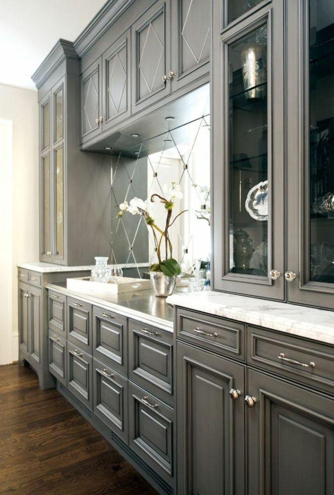 Idée relooking cuisine - quelle couleur pour une cuisine moderne ...