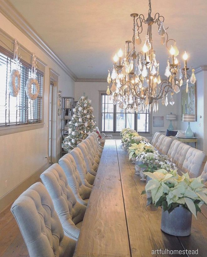 Salle Manger New 2016 Christmas Decorating Ideas