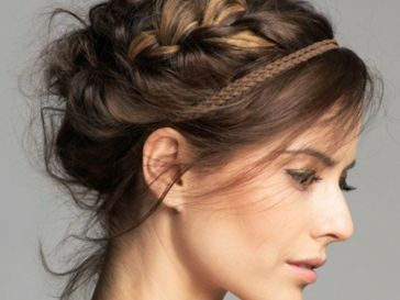 coiffure de mariage 2017 55 romantic wedding hairstyle ideas having a perfect balance of. Black Bedroom Furniture Sets. Home Design Ideas