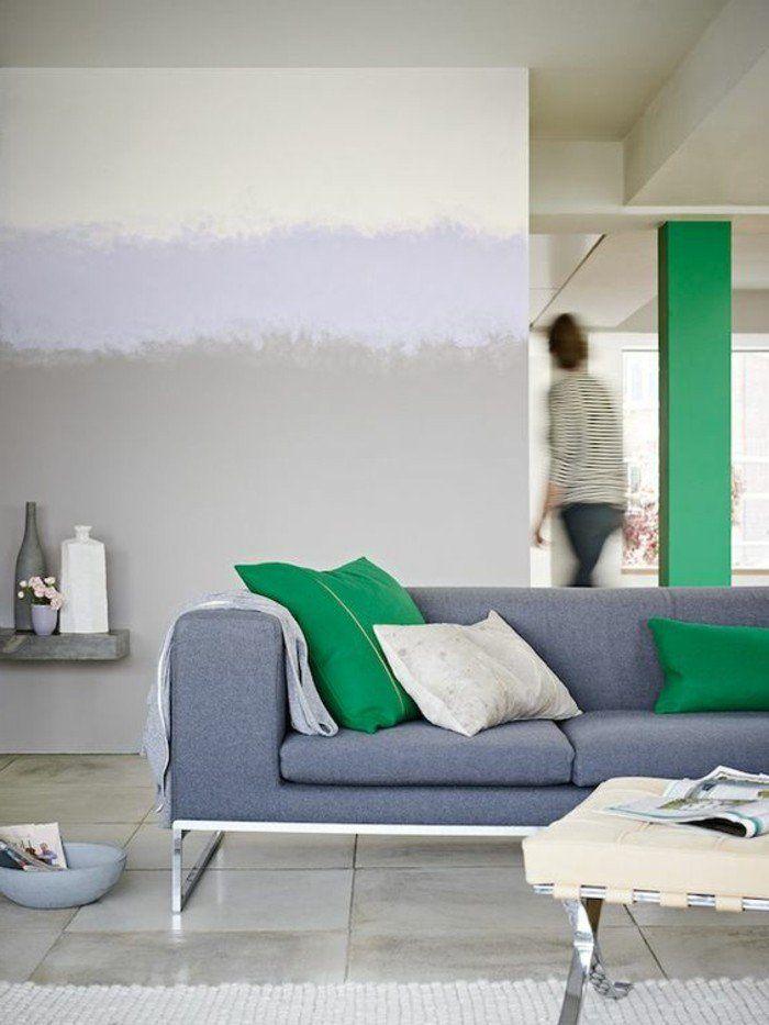 salon canap gris beautiful description couleur ombre salon canape gris with salon canap gris. Black Bedroom Furniture Sets. Home Design Ideas