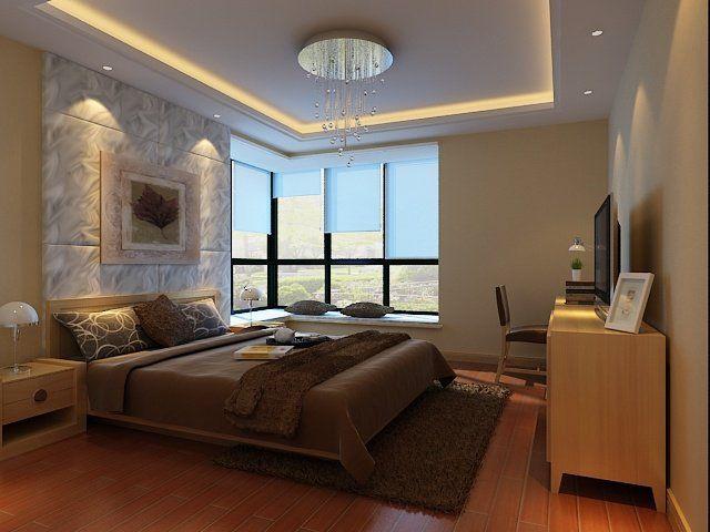 Déco Salon - éclairage indirect led pour le plafond de la chambre ...
