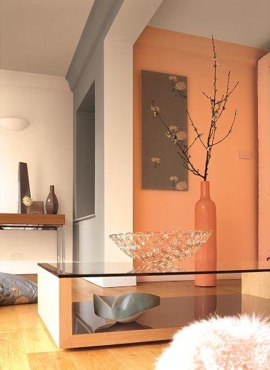 dco salon peinture salon 15 couleurs tendance pour repeindre les murs dco cool - Couleur Tendance Peinture Salon