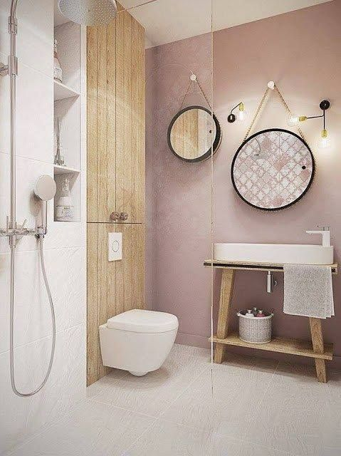 Awesome Salle De Bain Couleur Bois Images - Payn.us - payn.us