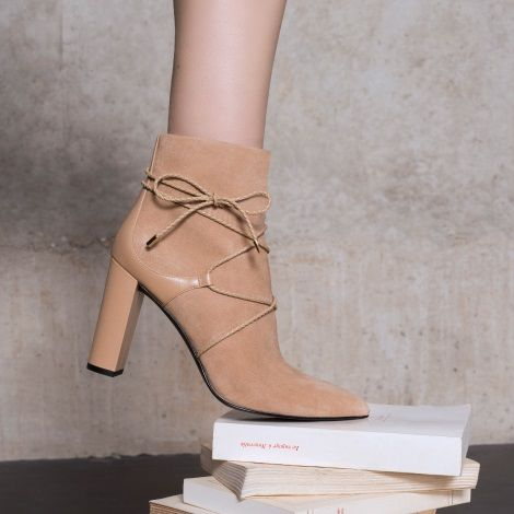 tendance chaussures 2017 bottines femme nouvelle collection what for automne hiver 2016 2017. Black Bedroom Furniture Sets. Home Design Ideas