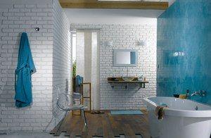 idée décoration salle de bain - matériaux pour salles de bains ... - Materiaux Pour Salle De Bain
