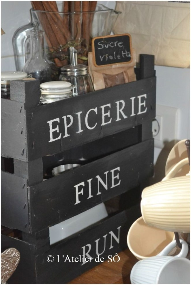 Id e relooking cuisine r cup cagettes pour rangement cuisine leading - Idee rangement cuisine ...
