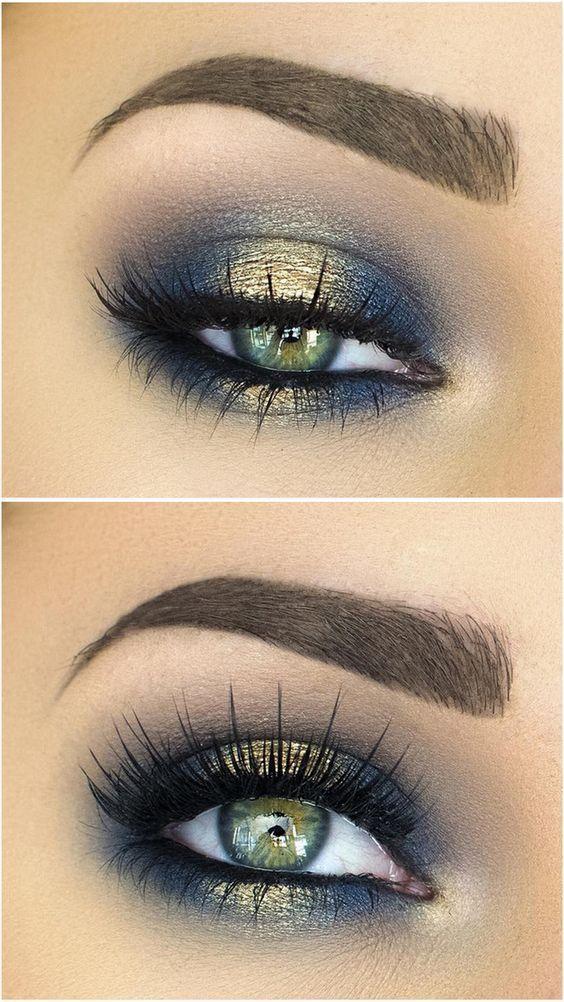 Conseils Maquillage 2017 / 2018 \u2013 Maquillage métallique \u2026