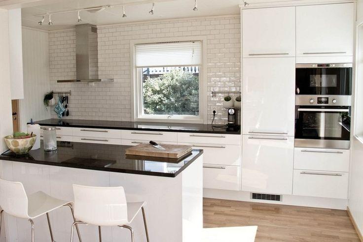 Id e relooking cuisine plan de travail cuisine 50 id es de mat riaux et couleurs listspirit - Idee plan de travail cuisine ...
