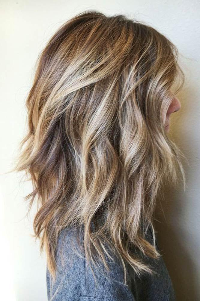 Photo cheveux long 2018