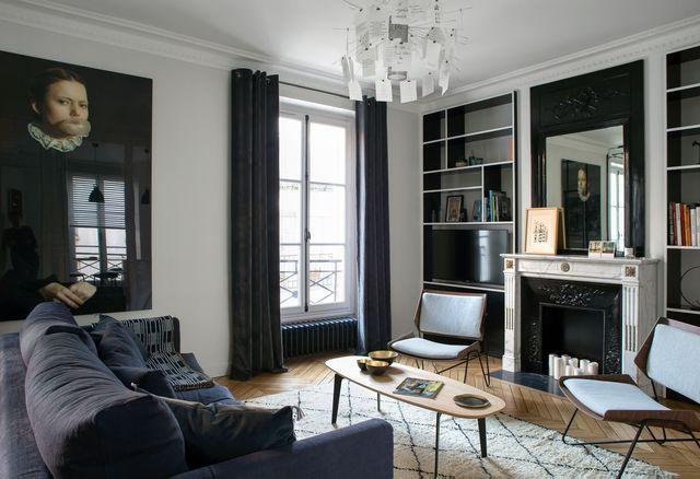 description - Deco Salon Ancien Et Moderne