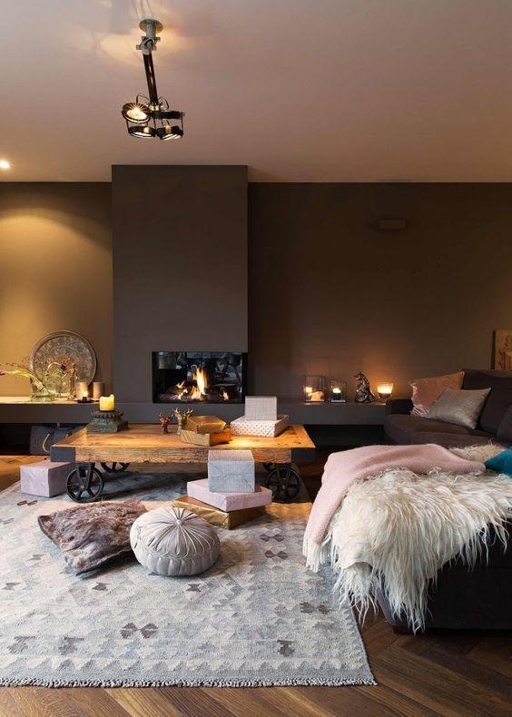 Déco Salon - Comment Créer Une Ambiance Cocooning