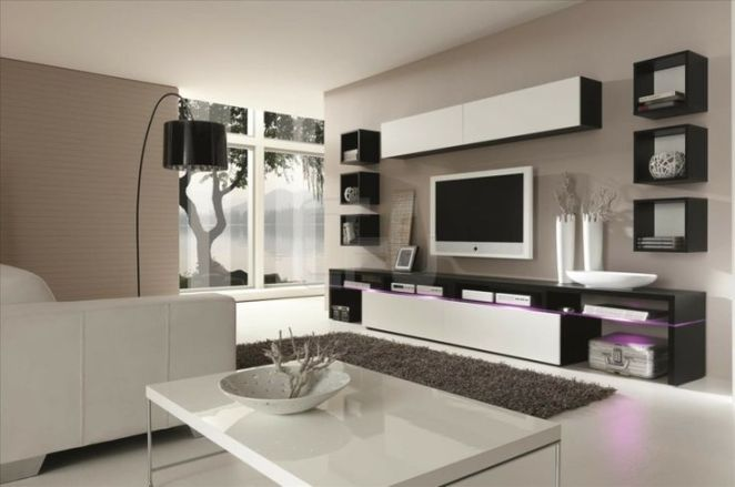 Stunning Idee Deco Sallon Pictures - Design Trends 2017 ...