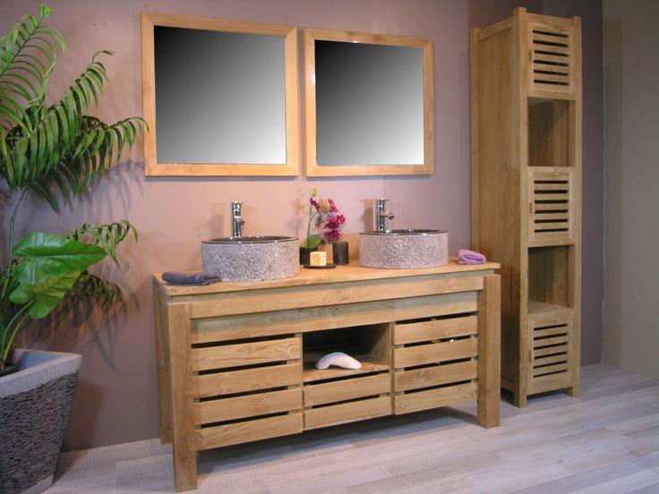 Maison meuble simple meuble tv fait maison with maison Meuble salle de bain fait maison