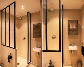 id e d coration salle de bain miroir forme sur mesure leading. Black Bedroom Furniture Sets. Home Design Ideas