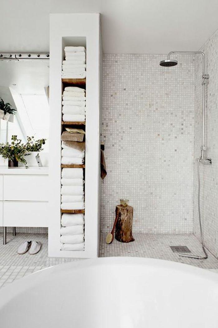 id e d coration salle de bain salle de bain avec. Black Bedroom Furniture Sets. Home Design Ideas