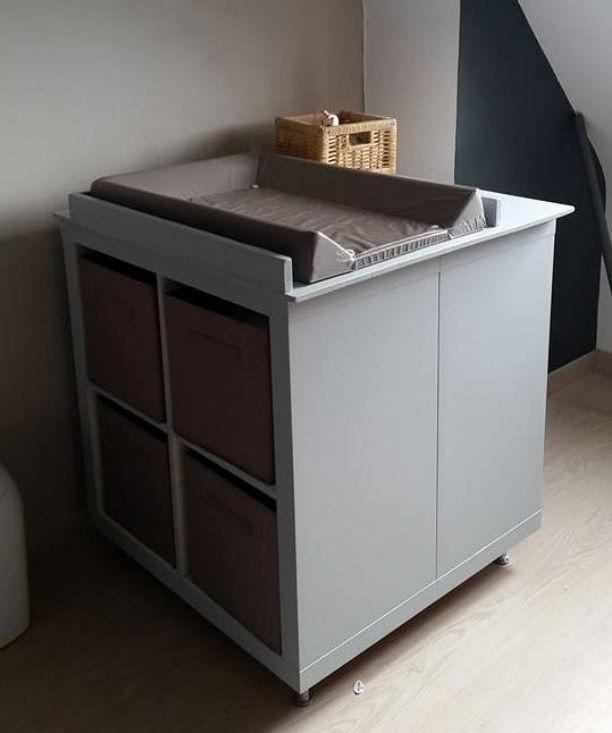 rangement kallax cool idee rangement salle de jeux ltagre ikea kallax avec casiers les ptits. Black Bedroom Furniture Sets. Home Design Ideas