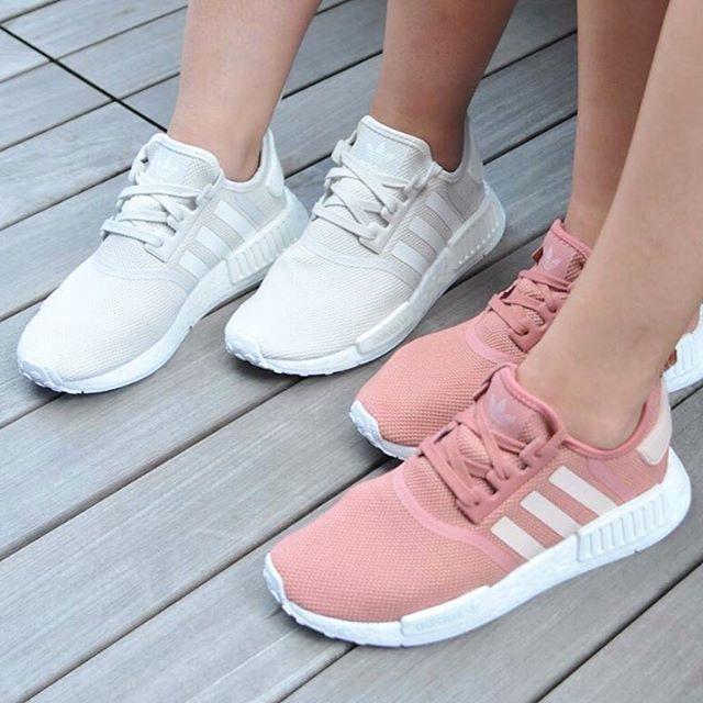 Tendance Basket 2017 \u2013 Sneakers femme \u2013 Adidas NMD (©footlockereu)\u2026