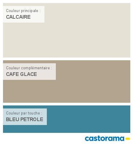 D co salon castorama nuancier peinture mon harmonie peinture calcaire satin de colours c - Harmonie couleur salon ...