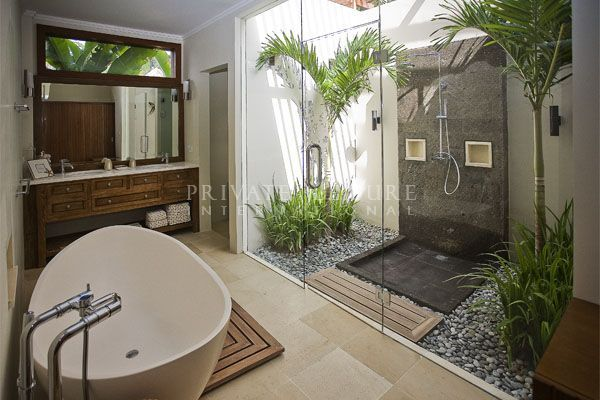 salle de bain deco nature salle de bain cocooning. Black Bedroom Furniture Sets. Home Design Ideas