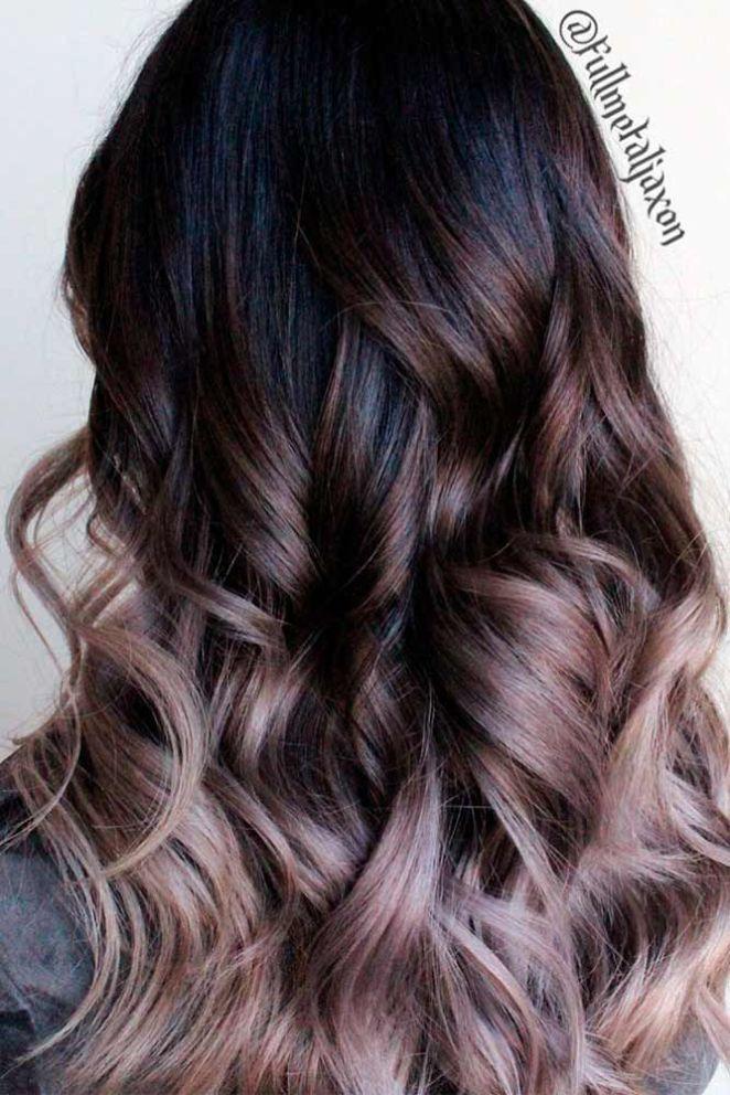 nouvelle tendance coiffures pour femme 2017 2018 18 id es de couleur de cheveux totalement. Black Bedroom Furniture Sets. Home Design Ideas