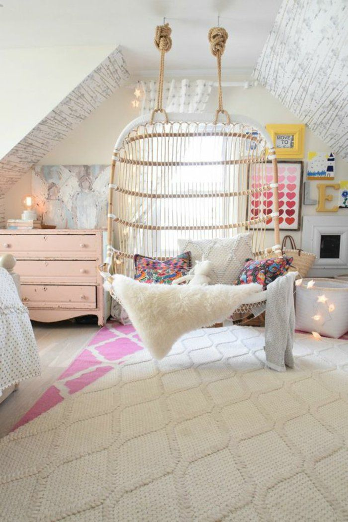 Relooking et d coration 2017 2018 ambiance cocooning for Chambre cocooning ado