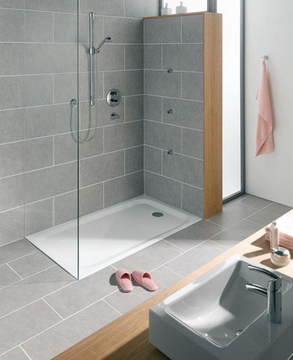 id e d coration salle de bain receveur de douche extra. Black Bedroom Furniture Sets. Home Design Ideas