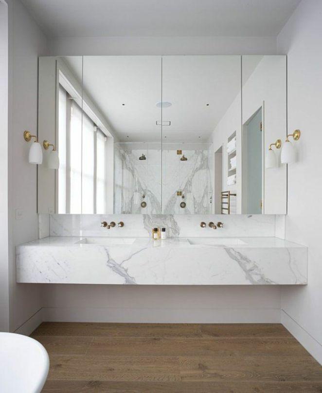 Idée relooking cuisine - modeles salles de bains en marbre modele ...