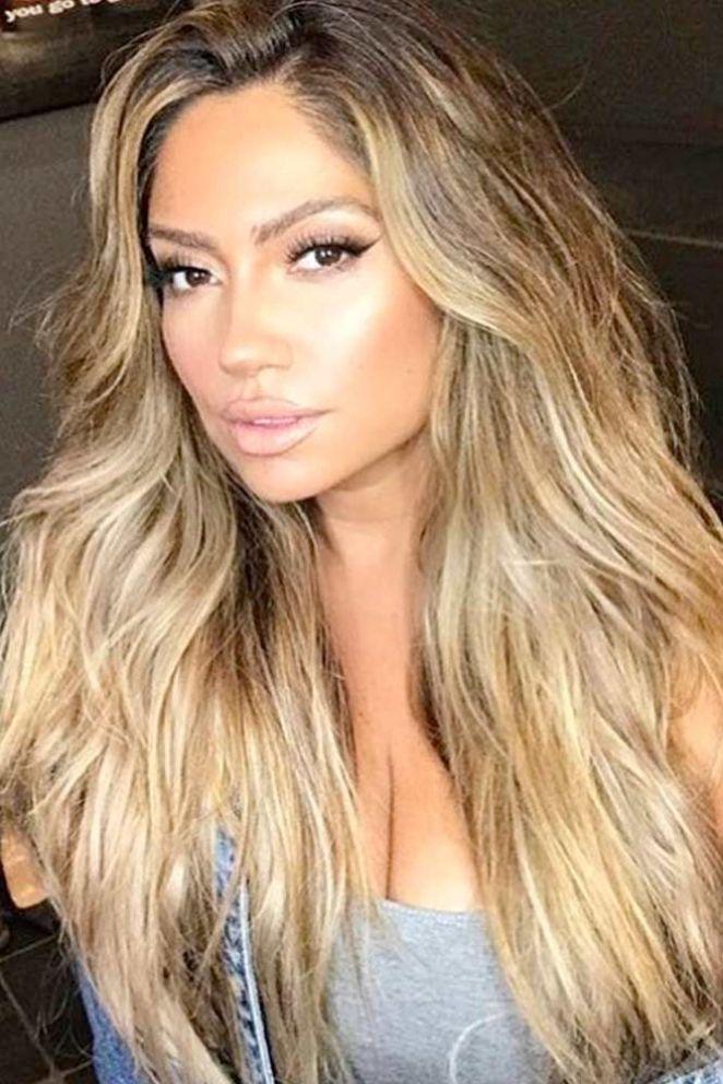 Nouvelle Tendance Coiffures Pour Femme 2017 2018 Les Couleurs Des Cheveux Blonds Parfaits