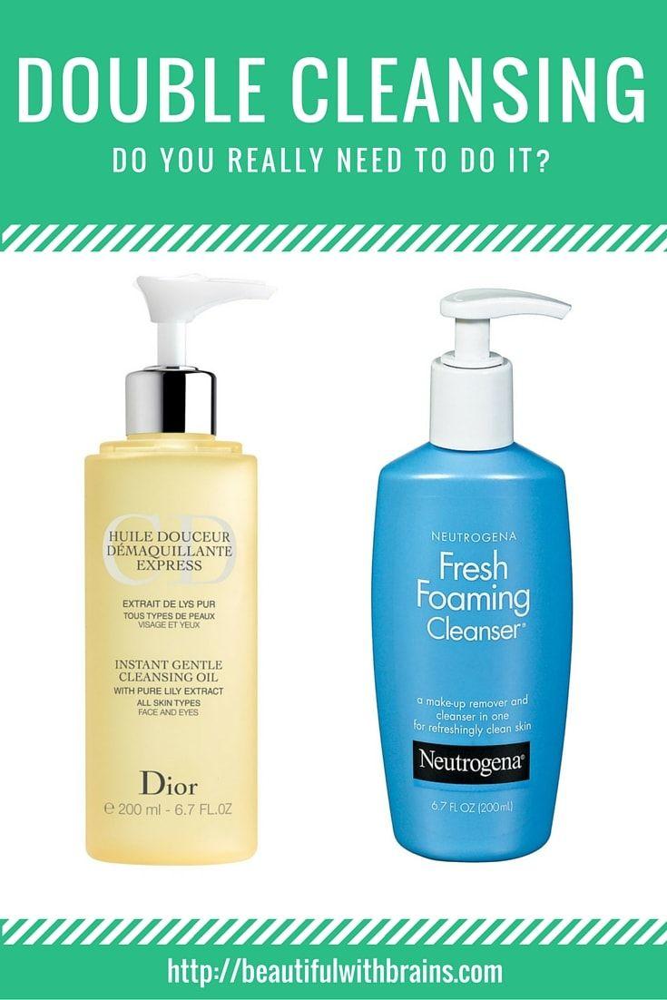 tutoriel sur les soins de la peau le double nettoyage consiste nettoyer d 39 abord votre visage. Black Bedroom Furniture Sets. Home Design Ideas