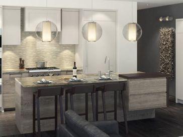 Id e relooking cuisine luminaire de cuisine meubles led for Armoires de cuisine montreal