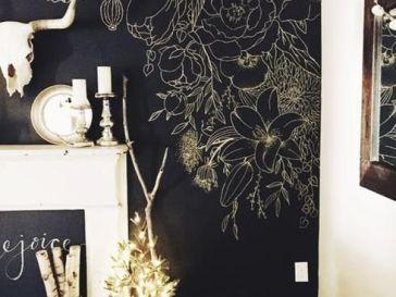 D co salon pas besoin de sortir pour vous mettre en vert for Decoration murale doree